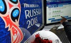 کدام کشورها بیشترین درخواست خرید بلیت بازی های جام جهانی را داشتند؟