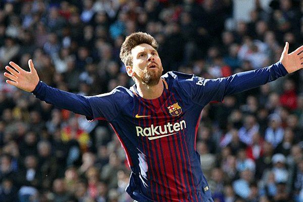 زندگی اسطوره بارسلونا سوژه یک سیرک شد