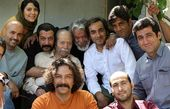 یادگاری حسن پورشیرازی از سریال برادرجان