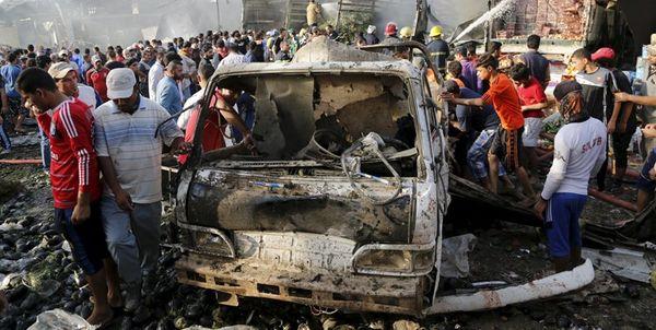 رد پای موساد در انفجار تروریستی بغداد و حمله نینوی