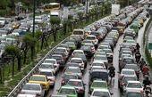 الگوی ترافیک تهران تغییر می کند
