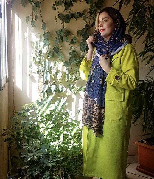 گلخانه زیبای سپیده خداوردی + عکس