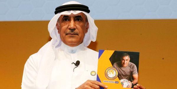 شکست دوباره پروژه سعودی-اماراتی برای ریاست AFC
