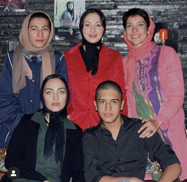 جوانی مهرداد صدیقیان در کنار بازیگران مشهور + عکس