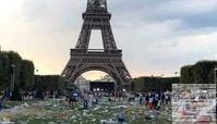 این زبالهدانی، پاریس است!
