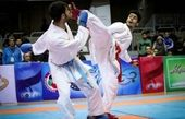 کاراتهکا سبک وزن ایران به فینال لیگ جهانی رسید