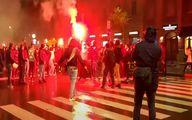 اعتراض ایتالیایی ها به محدودیتهای کرونایی