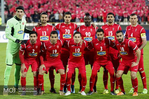 آیا پرسپولیس سومین تیم ایرانی حاضر در فینال لیگ قهرمانان می شود