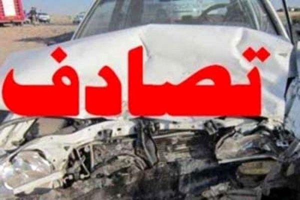18 مصدوم در واژگونی خودرو در فیروزکوه