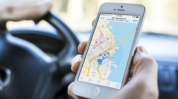 نقشه اپل ظاهری جدید به خود میگیرد