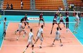 ایران جوانترین و بلندقامت ترین تیم AVC کاپ