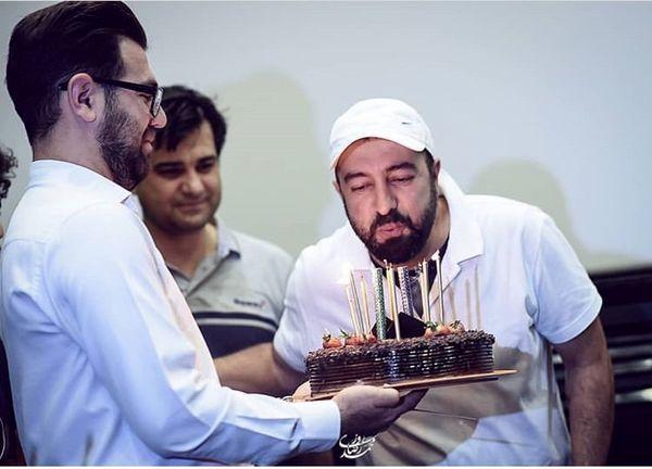 تولد شاه کش مجید صالحی+عکس