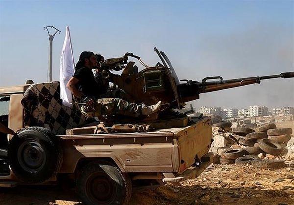 کارشکنی تروریستها در ادلب