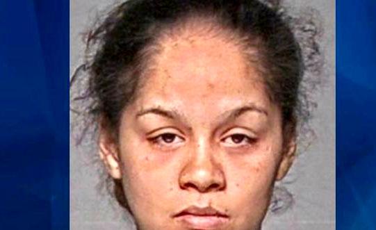 مادر معتاد دختر ۴ ماهه اش را خفه کرد
