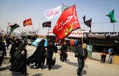 تردد زائران خارجی اربعین حسینی از مرز شلمچه