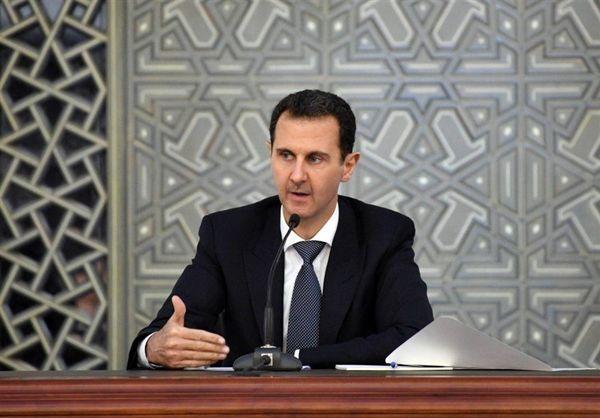 دیدار نماینده پوتین با بشار اسد در دمشق