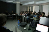 تدریس «نظریه ژانر و نظریه پسااستعماری» در مدرسه ملی سینما