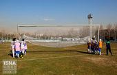 مکاتبه فدراسیون فوتبال با AFC برای تغییر میزبانی تیم ملی بانوان