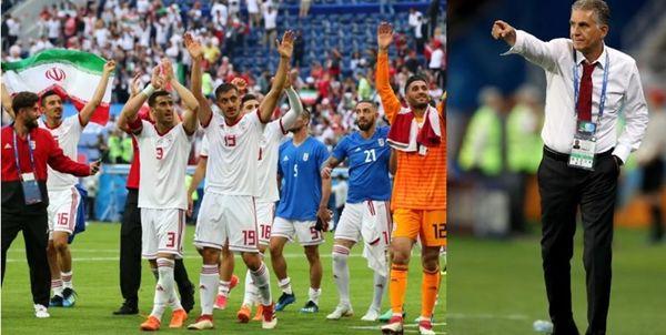 بازتاب اظهارات سرمربی تیم ملی ایران