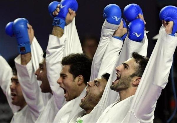 تاریخسازی کاراته در مادرید با طمع کومیته ایرانی