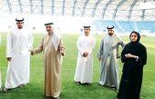 آبی فیروزهای دبی با ۳۲۶ دوربین مهیای میزبانی از رویارویی ایران و عراق