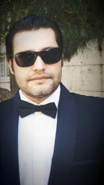 استایل دامادی امیرمحمد زند + عکس