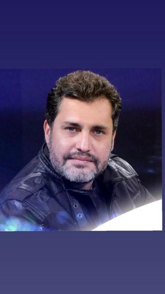 امیرمحمد زند مثل همیشه خوشتیپ + عکس