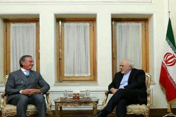 دیدار رئیسجمهور اسبق برزیل با ظریف