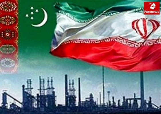 کاهش وابستگی ایران به گاز ترکمنستان