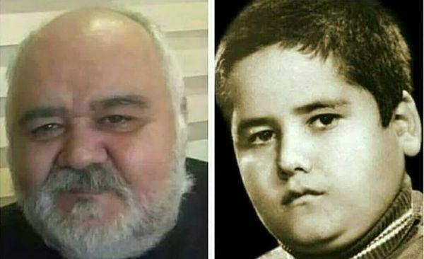 اکبر عبدی از کودکی تا به امروز + عکس
