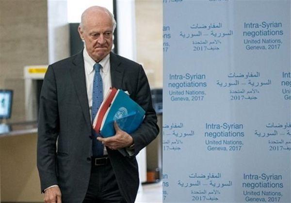 دمشق با نقش سازمان ملل در تشکیل کمیته قانون اساسی مخالف است