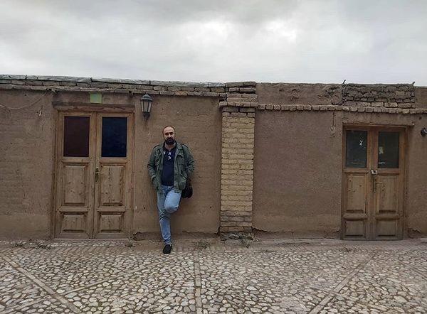 مهران احمدی در ناکجا آباد + عکس