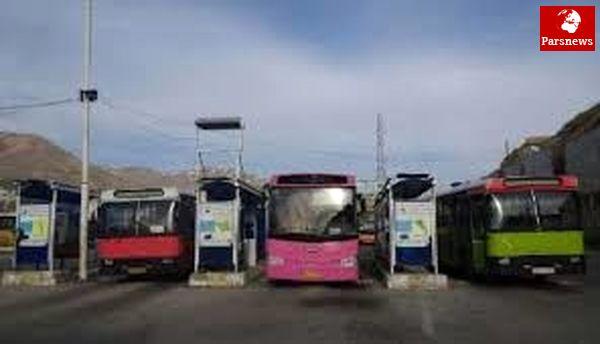 تشریح خدمات اتوبوسرانی در روز جهانی قدس