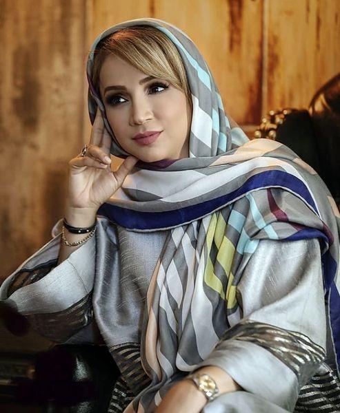 ظاهر شیک شبنم قلی خانی + عکس