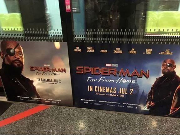 شوخی ساموئل جکسون با گاف عجیب «مرد عنکبوتی: دور از خانه»