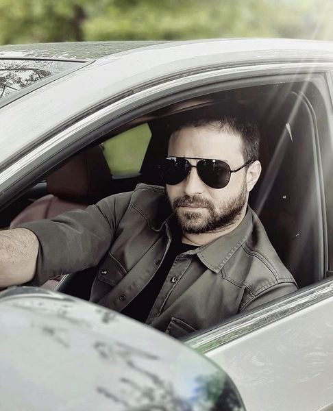 ماشین شخصی بابک جهانبخش + عکس