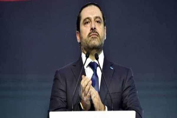 حریری: لبنان با چالشهای بزرگی روبرو است
