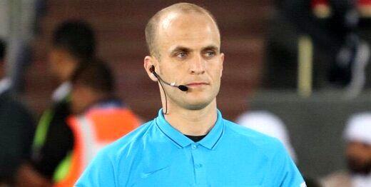 اشتباه داور اردنی به ضرر تیم ملی