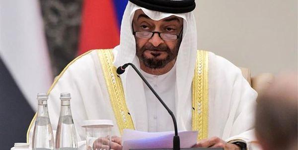 تاکید ولیعهد ابوظبی بر حمایت امارات از سودان