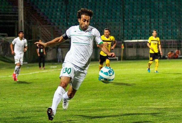 رجبزاده به عنوان مربی- بازیکن در ذوب آهن فعالیت خواهد کرد
