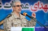 سرلشکر باقری: ایران به قدرت بزرگی در غرب آسیا بدل شده است