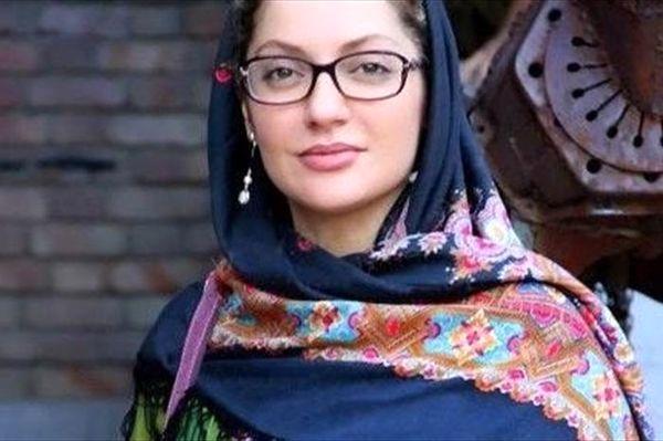 عیادت مهناز افشار از بازیگر جوان مبتلا به «ام اس» +عکس