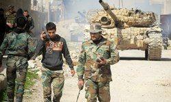 توافق دمشق و تروریستها درباره خروج از چند منطقه ریف درعا