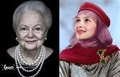 آخرین بازمانده شاهکار «بربادرفته» 103 ساله شد