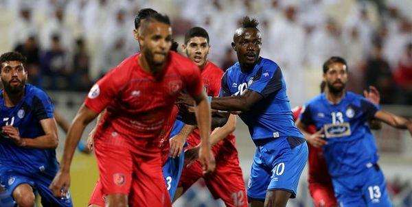مدیر باشگاه الدحیل: بازیکنان مقابل استقلال سنگ تمام گذاشتند