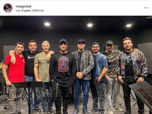 کنسرت جدید محمدرضا گلزار در کالیفرنیا