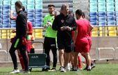 پرسپولیس با ۲۰ بازیکن در اصفهان