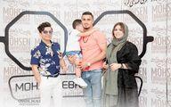 خانواده علی علیپور در کنسرت محسن ابراهیم زاده+عکس