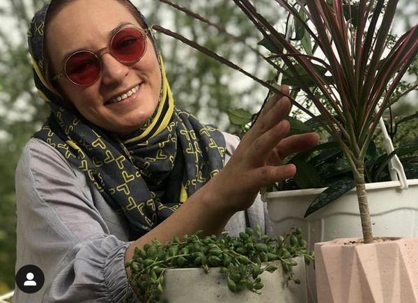گلدان های زیبای سحر ولد بیگی + عکس