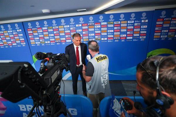 کیروش: فشاری روی تیم ملی ایران نیست
